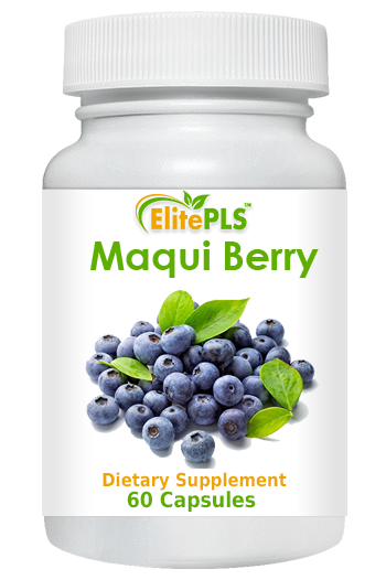 Maqui Berry Elite Private Label Supplements