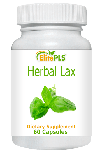Herbal Lax – Elite Private Label Supplements